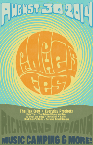 Prophets Fest 2014 will host a wide variety of music on August 30th, 2014